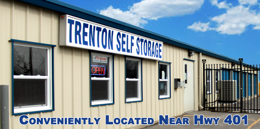 Welcom to Trenton Self Storage
